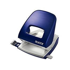 Leitz 5006 NeXXt Style 2-lyukú lyukasztó, kék, 30 lap