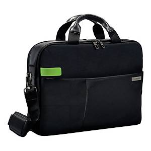 LEITZ COMPLETE LAPTOP SMART TRAVELLER 15.6  BLACK