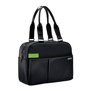Leitz Shopper Smart Traveller 13,3  női laptoptáska, fekete