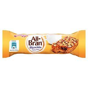 Caja de 24 bizcochitos Kellogg s All-Bran - 40 g