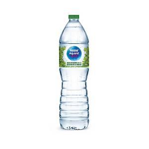 Pack de 12 garrafas de água Nestlé Aquarel - 1,5 L