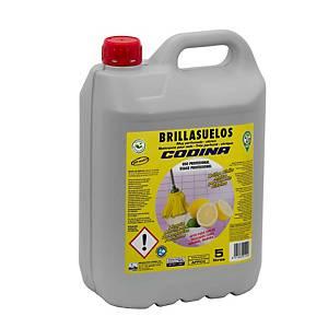 Fregasuelos La Oca Brillant - 5 L - aroma cítrico