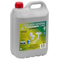 Limpiador concentrado para uso general Codina - 5 L - aroma pino