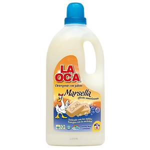LA OCA LIQUID LAUNDRY SOAP MARSELLA 3L