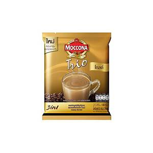 MOCCONA COFFEE TRIO 3IN1 GOLD 20 GRAMS - PACK OF 20 SACHETS