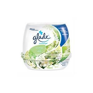 GLADE เจลหอมปรับอากาศ เซ็นท์เต็ด กลิ่นมะลิ 180 กรัม