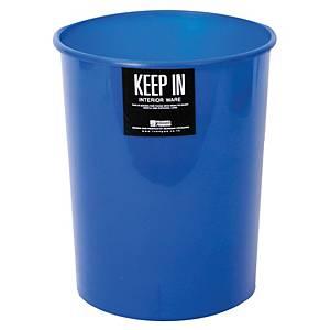 KEEP IN ถังขยะ RW 9073 ความจุ 8 ลิตร สีน้ำเงิน