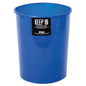 KEEP IN RW 9072 Litter Bin 5 Litres Navy Blue