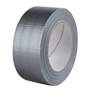 Balicí páska Vodolpa, 50 mm x 50 m, strieborná