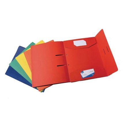 Flexi 3 Flügelmappe A4 Farbenmix Packung Mit 6 Stück