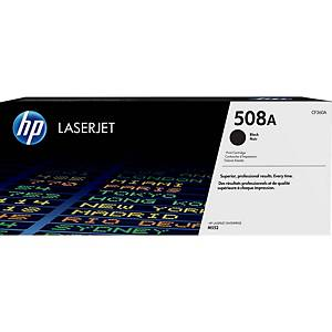 HP 508A CF360A TONER BLACK