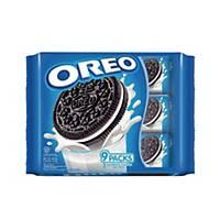 Oreo Vanilla sandwich Cookies 28.5g - Pack of 9