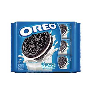 Oreo Vanilla sandwich Cookies 28.5g - Pack of 9