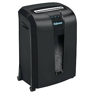 Fellowes Powershred 73CI autofeed shredder cross-cut -12 pages -1  to 3 users