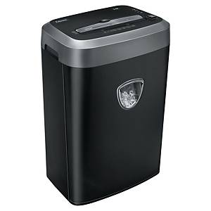 Fellowes Powershred 74C autofeed shredder cross-cut - 14 pages - 1 to 3 users