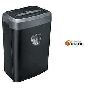 Destructeur Fellowes Powershred® 74C - coupe croisée