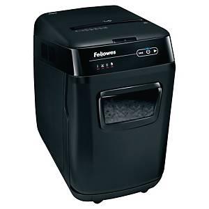 Fellowes Automax 200C Aktenvernichter, DIN P-4, Cross-Cut