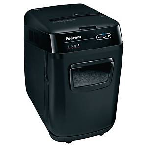 Fellowes Automax 200cc autofeed shredder cross-cut - 200 pages - 1 to3  users
