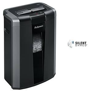 Destructeur Fellowes Powershred® 76Ct - coupe croisée