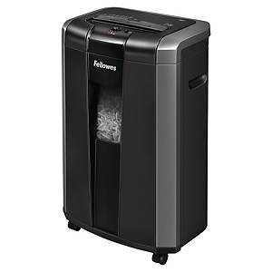 Fellowes Powershred 76CT autofeed shredder cross-cut - 16 pages - 1 to 5 users