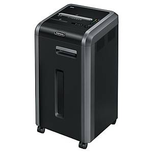 Destructora Fellowes Powershred® 225i - corte en tiras DIN P-2