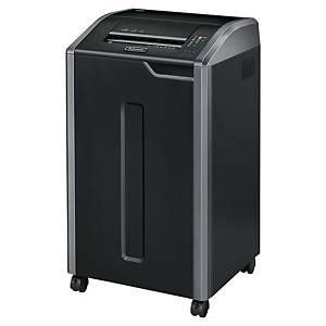 Fellowes Powershred 425ci autofeed shredder cross-cut - 30 pag - 11 to 20 users
