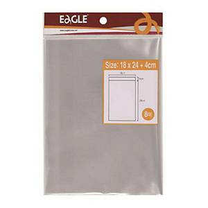 PK8 EAGLE ADHESIVE BAG 180 X 240