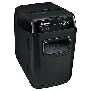Fellowes AutoMax™ 150C Aktenvernichter, DIN P-4, Partikelschnitt, 32 l