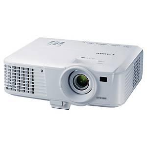 Canon LV-WX320 projector voor multimedia, WXGA resolutie (1.80 x 800)