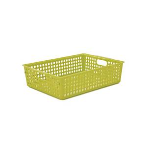 SYSMAX 67103 NO3 TRAY 301X213X77 GREEN