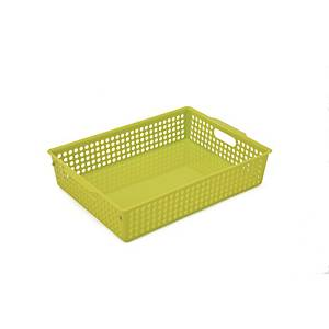 SYSMAX 67104 NO4 TRAY 362X256X78 GREEN