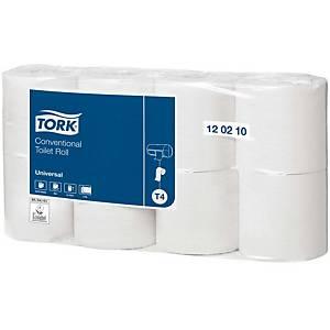 Tork Universal wc-paperi T4, 1 pakkaus=8x8 rullaa