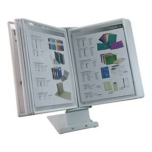 ACTUAL 28510 DISPLAY STAND METAL WHITE