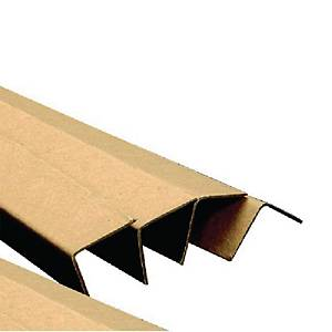 Cardboard Edge Protector 35x35x1000mm - Pack Of 50