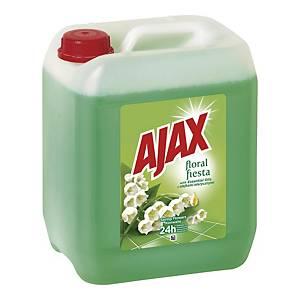 AJAX FLORAL FIESTA CLEANING LIQUID GR 5L