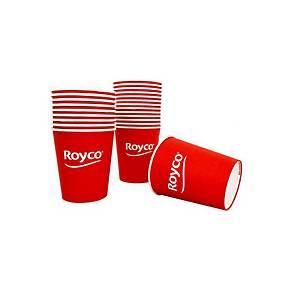 Royco soepbeker voor automaat, 200 ml, pak van 100 bekers