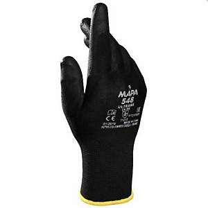 Protective gloves Mapa Ultrane 548, mechanical work, size 7, pair