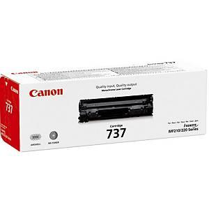 CANON laserový toner CRG-737 (9435B002), černý