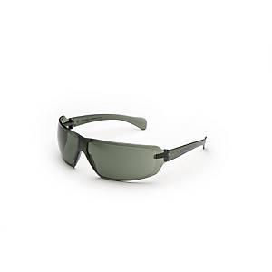 Occhiali di protezione Univet 553 Zeronoise lente verde