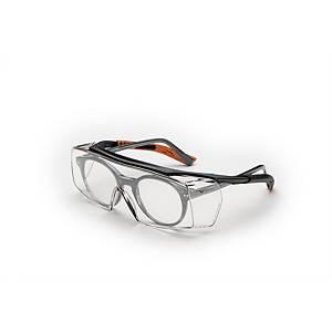 Sovraocchiale di protezione Univet 5x7 lente trasparente