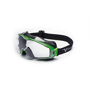 Maschera di protezione Univet 6x3 lente trasparente