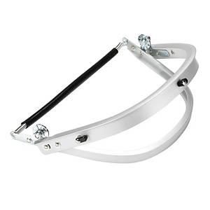 Raccordo universale per visore Univet 606.05 in alluminio