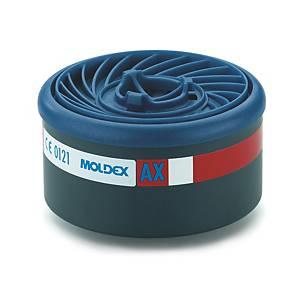 Filtri gas e vapori AX Moldex 9600 per semimaschere serie 7000/9000 - conf. 8