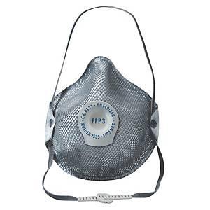 Respiratore a conchiglia Moldex 2535 FFP3 con valvola - conf. 10