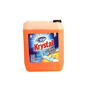Čisticí prostředek Krystal s alfa alkoholem na podlahy 5 l