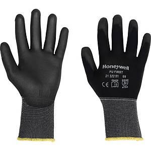 Honeywell PU First Handling Glove Black Size 10 (Pair)