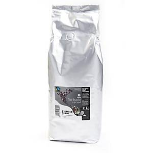 Oxfam Espresso koffiebonen, 1 kg