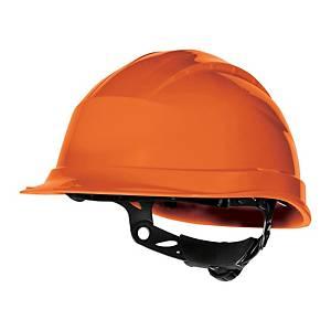 Bezpečnostná prilba DELTAPLUS QUARTZ UP III, oranžová