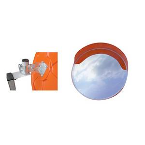 Suporte de parede JULIO GARCIA para espelho de diâmetro 600 mm