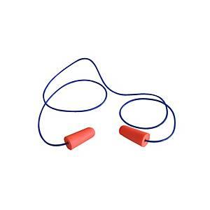 Caixa 200 pares de tampões de espuma Medop Murmullo 910.351 - SNR 37 dB